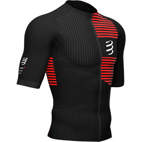 Compressport Tri Postural SS Top Men, black